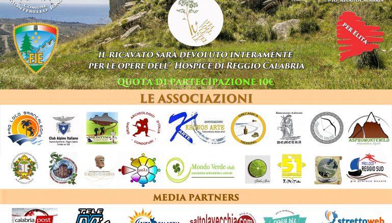 Escursione di beneficenza a favore dell'Hospice di Reggio Calabria