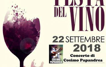 Festa del vino di Sambatello, quarta edizione