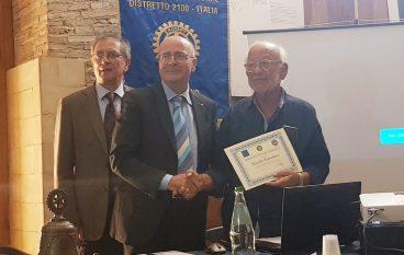 Scilla, svolto incontro del Rotary Club Reggio Calabria Est