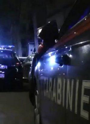 Sparatoria Villapiana, ferito carabiniere