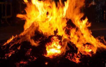 U 'mbitu di Taurianova e le cerimonie del fuoco dell'Antica Grecia