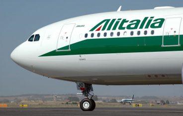 Toninelli su voli Alitalia tra Reggio, Roma e Milano
