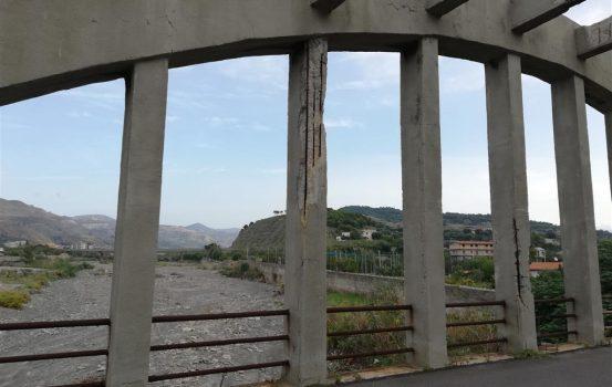 Interdetto il traffico sul Ponte di Pilati