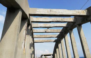 Sequestrato ponte di Pilati a Melito Porto Salvo nonostante la recente ristrutturazione
