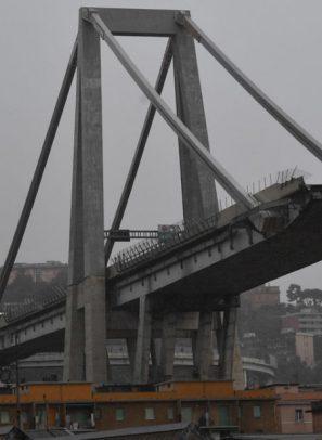 Ricostruzione del Ponte Morandi, l'ombra della 'ndrangheta