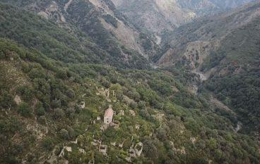 Ghost Town, esplorando Africo Vecchio