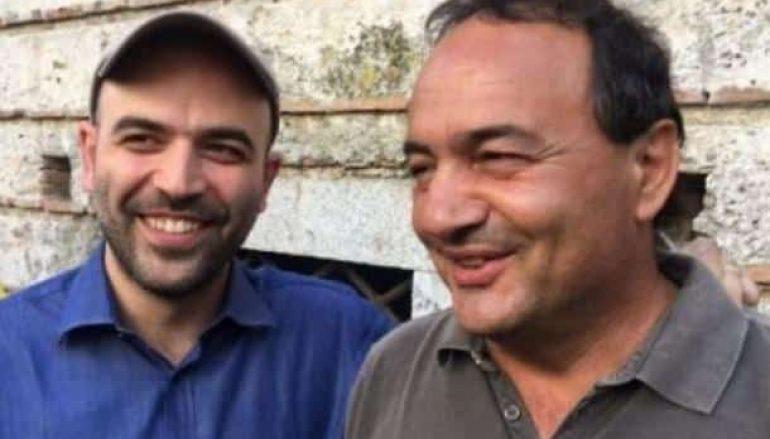 Arresto Lucano, Saviano contro il Ministro Salvini