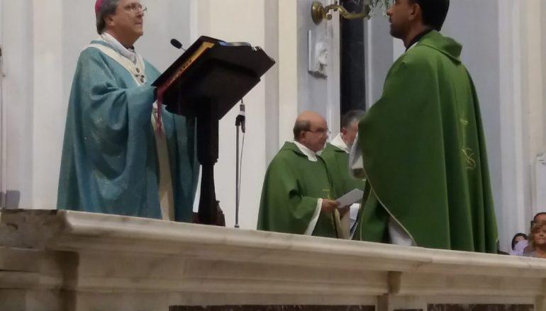 Don Claudio Bonavita nuovo parroco di Morano Calabro