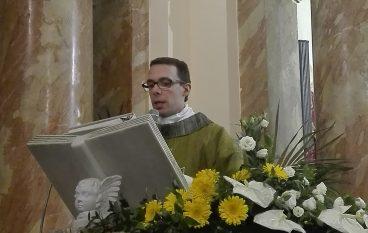 Don Danilo Nocera nuovo parroco di Saline Joniche