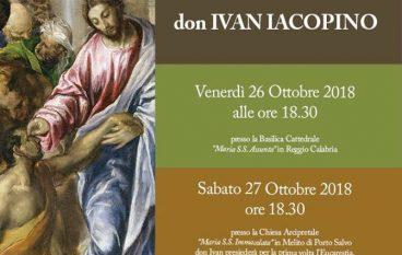 Don Ivan Iacopino riceverà l'ordinazione sacerdotale