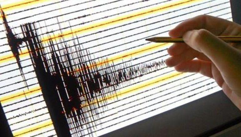 Terremoto Calabria: nuova scossa a largo di Palmi