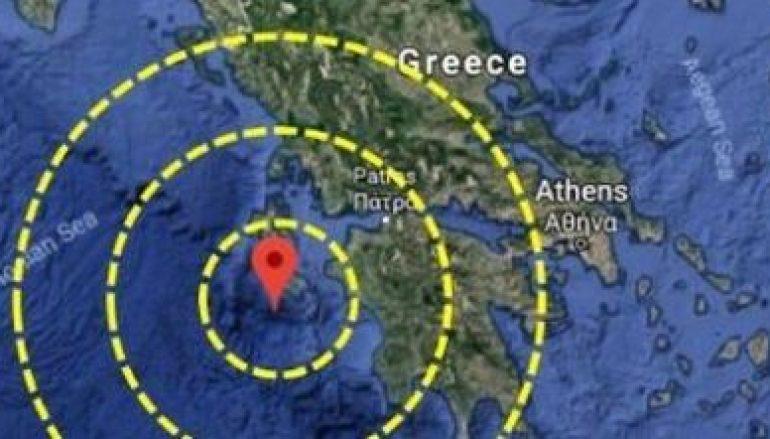 Terremoto in Grecia, paura anche in Calabria