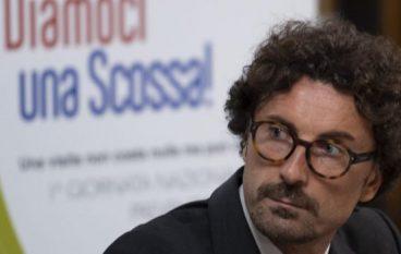 """Toninelli a Reggio Calabria: """"Il Ponte non è una priorità"""""""