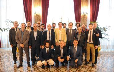 AS Medici Reggio Calabria: premiazione