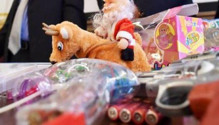 Contraffazione Reggio Calabria: boom giocattoli falsi