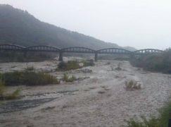 Esondazione del Tuccio: danni alla rete idrica