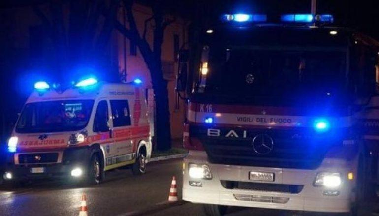 Incidente Rocca di Neto: un morto e un ferito
