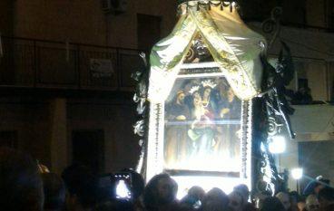 Madonna della Consolazione, il ritorno all'Eremo