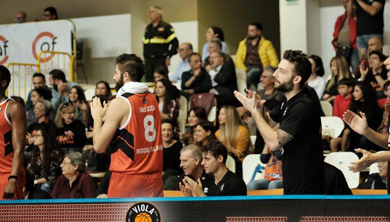 Viola Basket, intervista a Matteo Fallucca