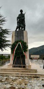 Monumento ai Caduti - Festa Unità Nazionale a Roccaforte del Greco