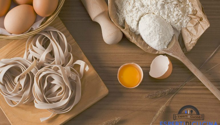 Ricetta base per fare la pasta in casa