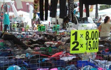 Mercato di Melito Porto Salvo sospeso per contenere Coronavirus
