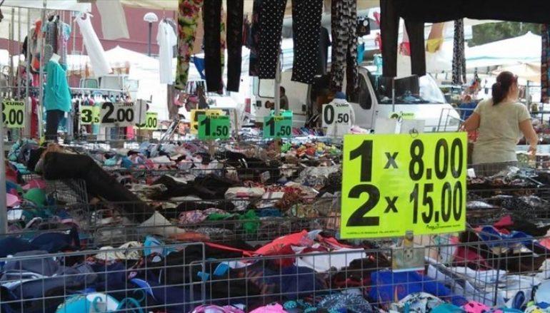 Sospensione mercato settimanale a Melito Porto Salvo