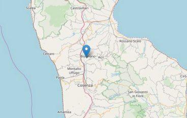 Terremoto nel cosentino: nessun danno