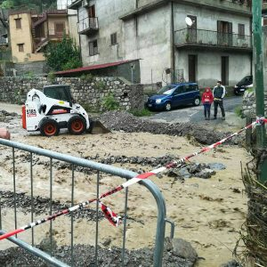 Torrente Zervò - Bagaladi