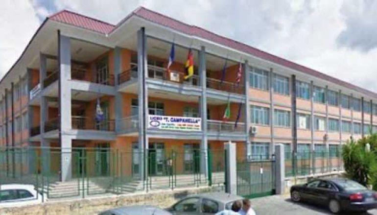 Scomparsa di Alessia Muraca, il cordoglio del Liceo Campanella di Lamezia