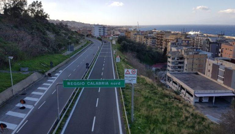 Raccordo Reggio Calabria tra i più pericolosi d'Italia
