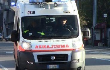 Nocera, scontro tra un trattore e un furgone: un morto