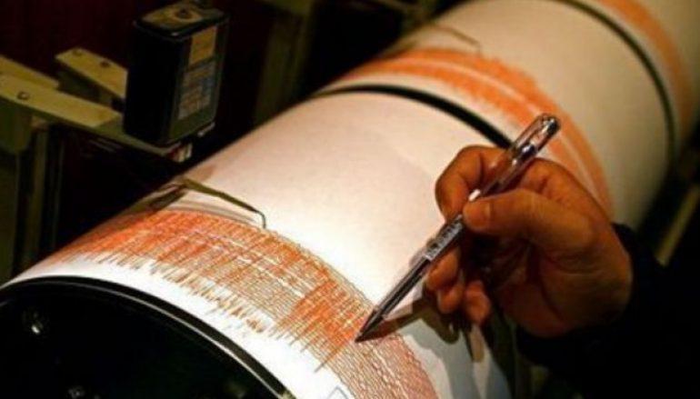 Terremoto Cosenza, scossa di magnitudo 3.1