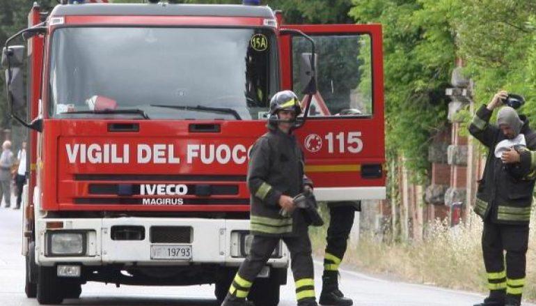 Anziano precipita in un dirupo a San Lorenzo: in salvo