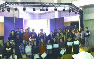 Campanella di Lamezia: consegnati diplomi certificazioni di lingua