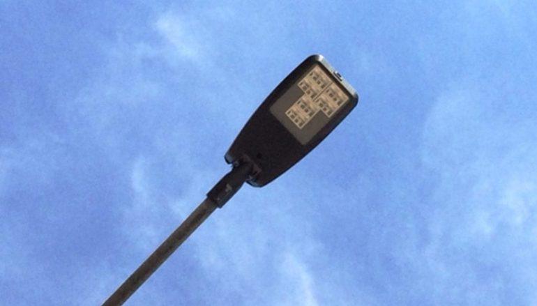 Illuminazione pubblica a San Lorenzo: importante risultato