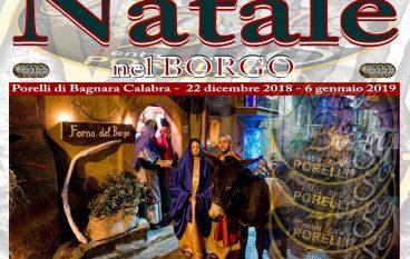 Natale nel Borgo a Porelli di Bagnara Calabra