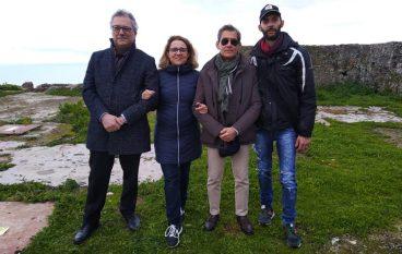 Parco Archeologico di Brancaleone Vetus. Visita dei Commissari