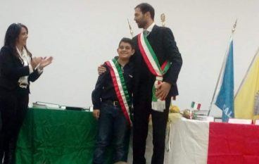 Roberto Criseo: baby Sindaco di Roghudi