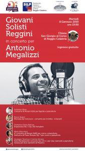 Concerto in memoria di Antonio Megalizzi