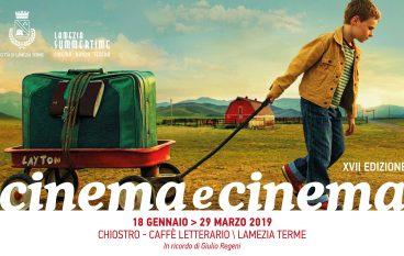 "Lamezia Summertime 2018, torna ""Cinema e Cinema"""