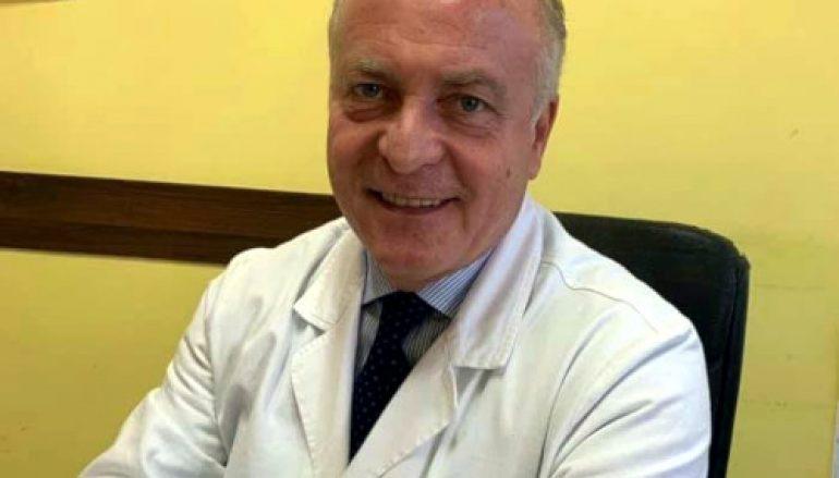 Il Dott. Manfredo Tedesco nuovo direttore del reparto di Chirurgia Generale