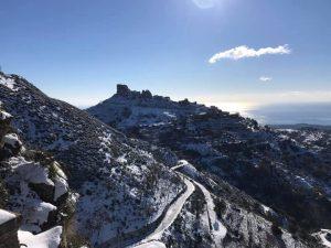 Neve a Bova