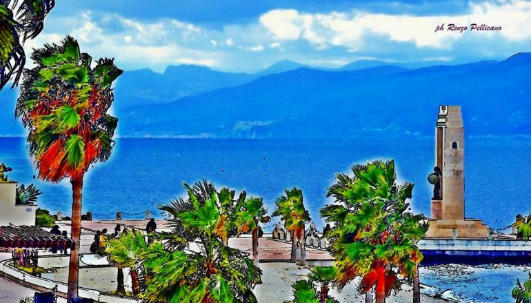 Via Marina Reggio Calabria, le foto