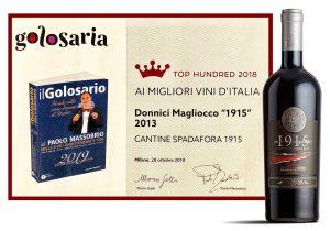 Vino 1915 - Anno Domini