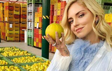 Chiara Ferragni alla scoperta del bergamotto