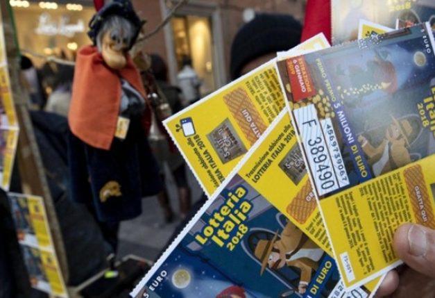 Lotteria Italia, vincite in Calabria