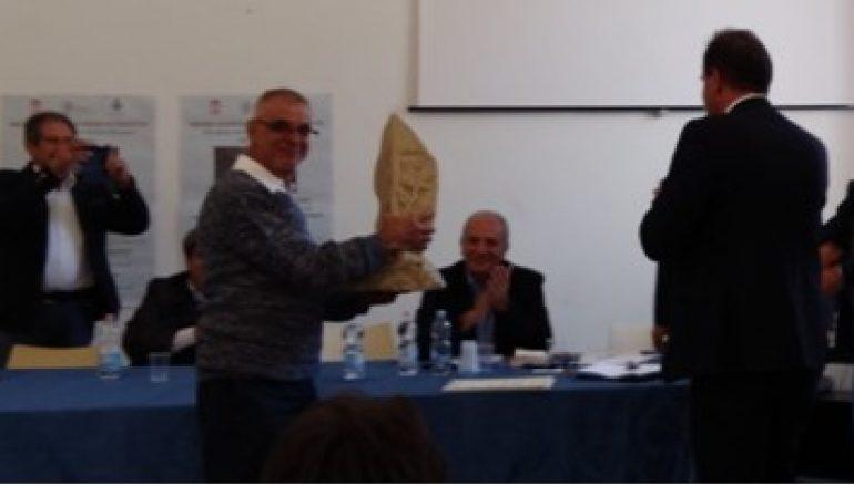 """Premio """"Città di Raiano"""" a Nicola Garcea"""