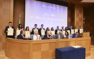 La Fondazione Italia Usa premia quattro giovani calabresi