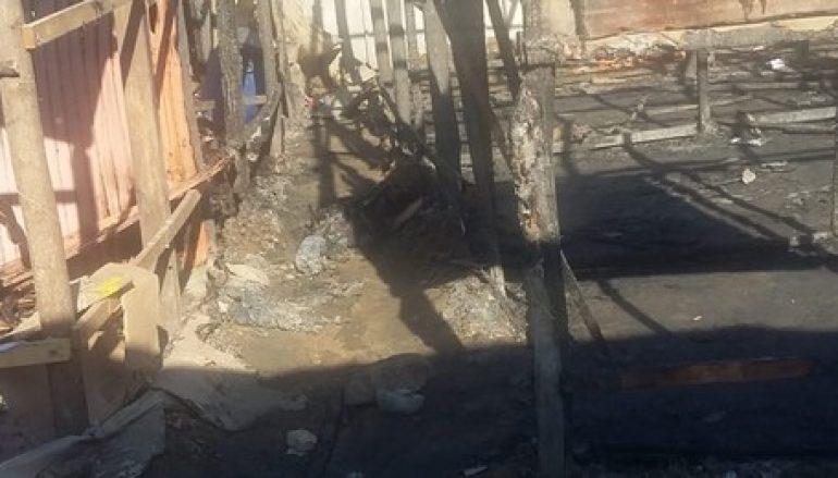 Incendio nella tendopoli di San Ferdinando: una vittima